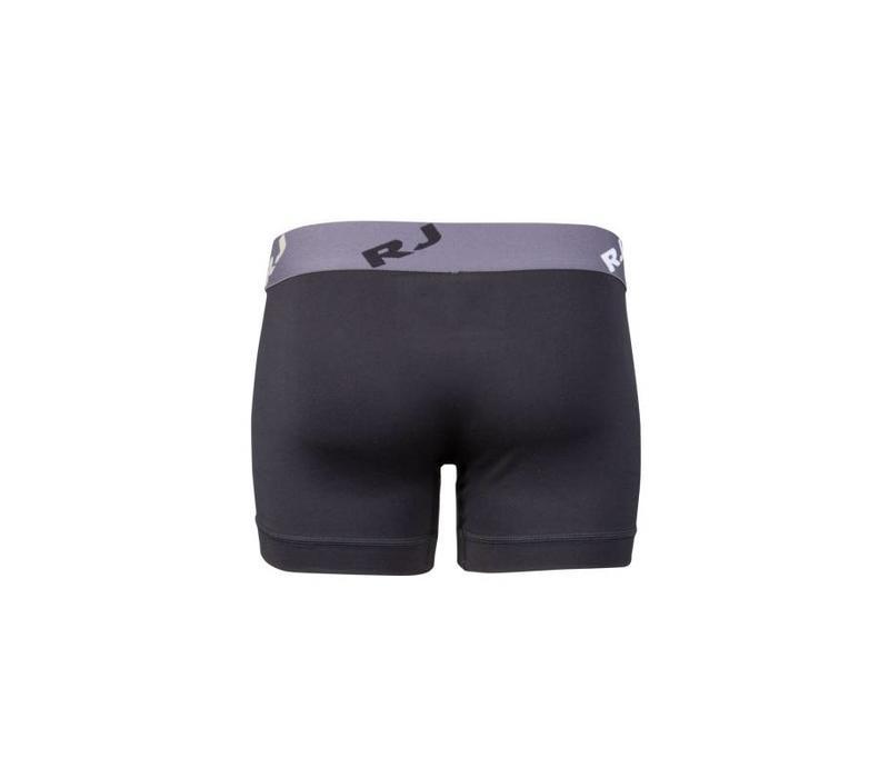 RJ Bodywear Pure Color Heren Trunk Zwart