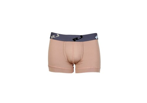 RJ Bodywear RJ Bodywear Dames Short Pure Color Zand