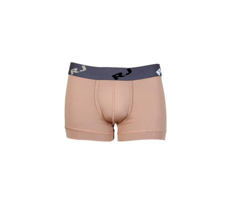 RJ Bodywear Dames Short Pure Color Zand