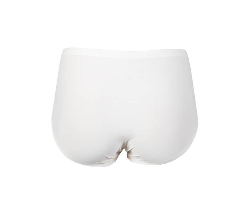 RJ Bodywear Pure Color Invisible Dames Hipster ivoor