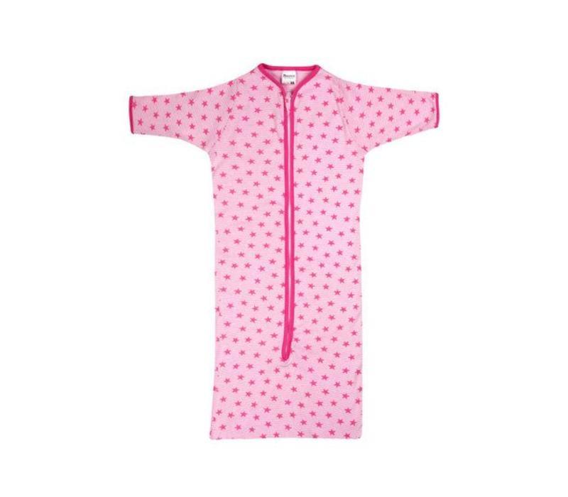 Beeren Baby slaapzak Stripe/Star Roze