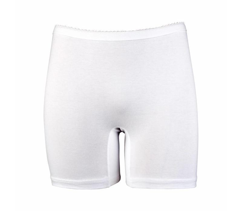 Beeren Ondergoed Dames Boxer Softly  Wit Bundel van 10