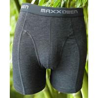 Maxx Owen Bamboe heren Boxershort Antraciet 3 Pack