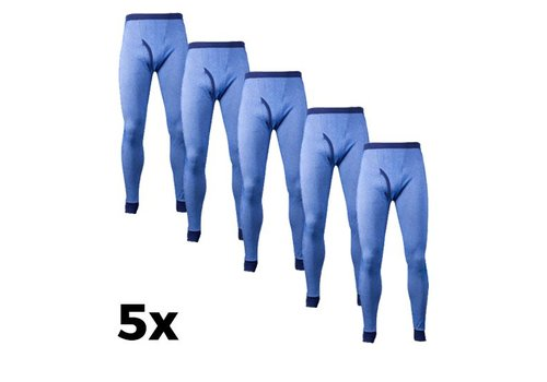 Beeren Ondergoed Beeren Ondergoed Heren lange Pantalon M2000 Bundel van 5