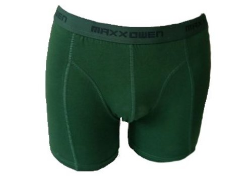 Maxx Owen Maxx Owen Heren Boxershort Cilanto Groen