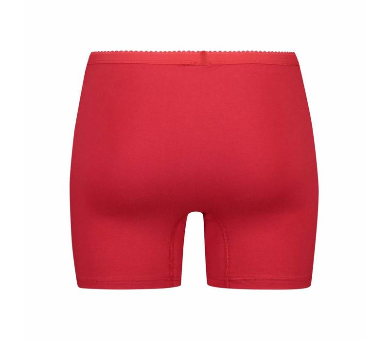 Beeren Ondergoed Dames Boxer Softly Rood