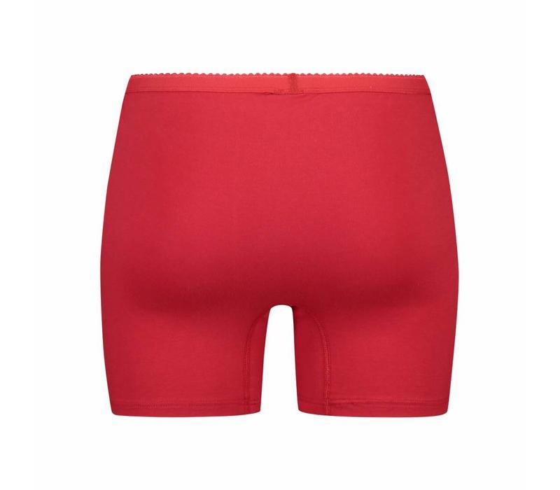 Beeren Ondergoed Dames Boxer Softly Rood Bundel van 5