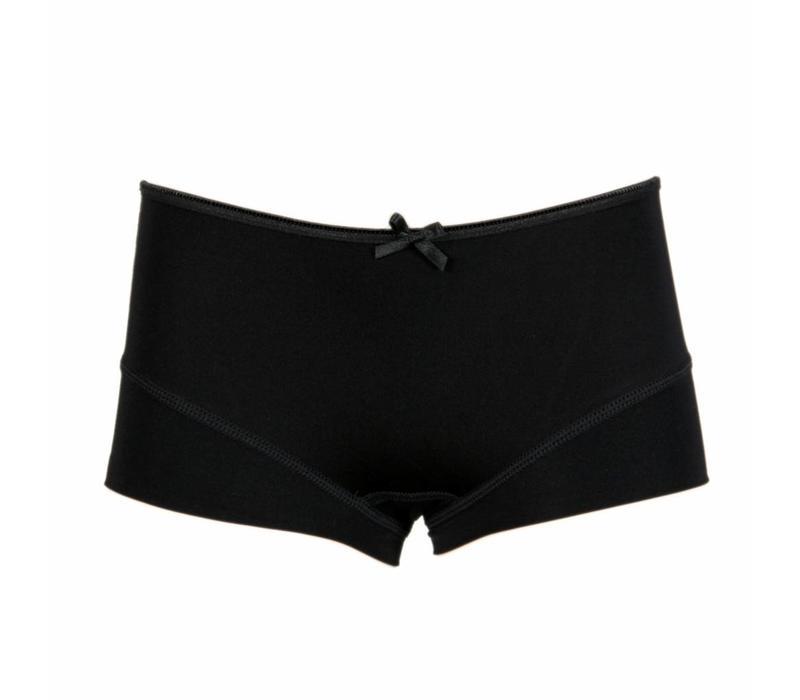 Beeren Meisjes short Elegance Zwart