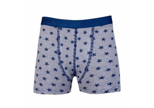 Beeren Ondergoed Beeren Jongens boxershort Stripe/Star Blauw