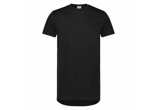 Beeren Ondergoed Beeren Heren American T-shirt Classic korte mouw Zwart