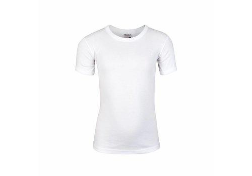 Beeren Ondergoed Beeren Jongens T-shirt ronde hals Wit