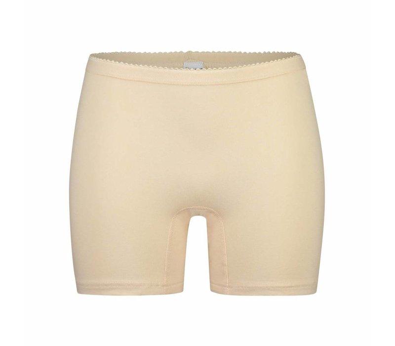 Beeren Ondergoed Dames Boxer Softly Huidskleur Bundel van 5
