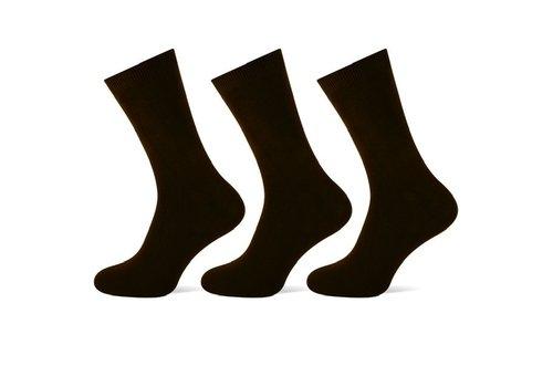 Teckel Heren sokken Zwart bundel van 3