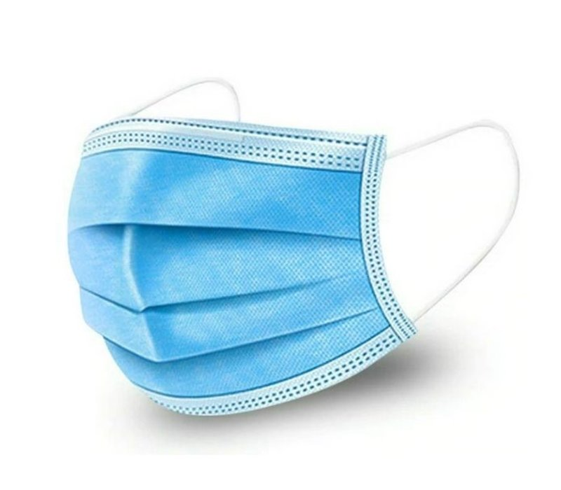 MedischMondmasker 50 stuks Type 2R