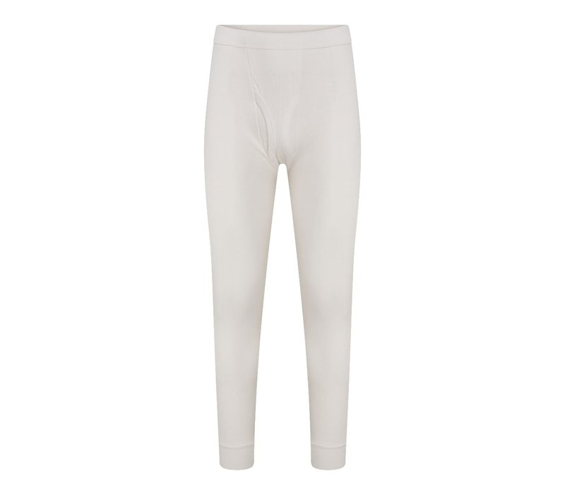 Beeren Thermo heren pantalon Wolwit