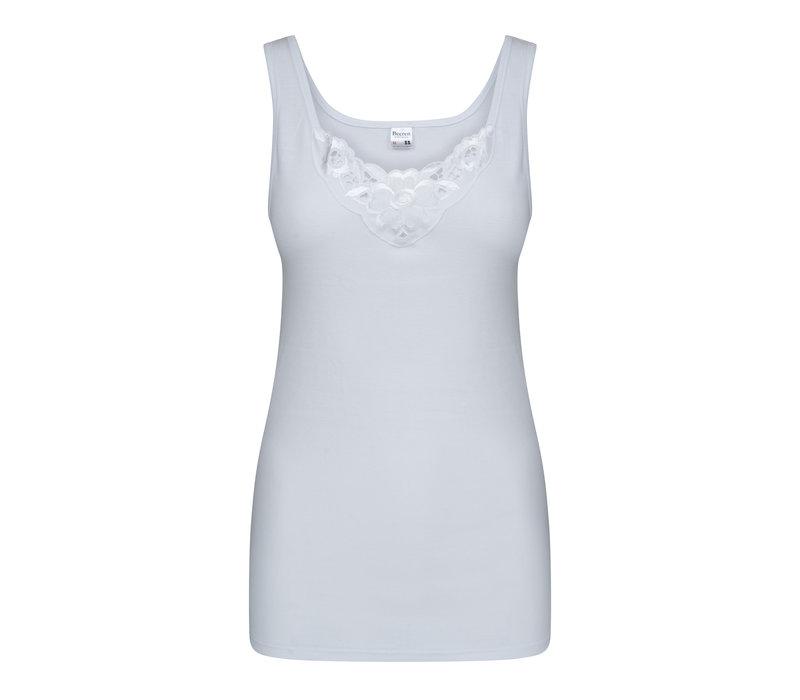 Beeren Dames hemd Brenda met pas Wit