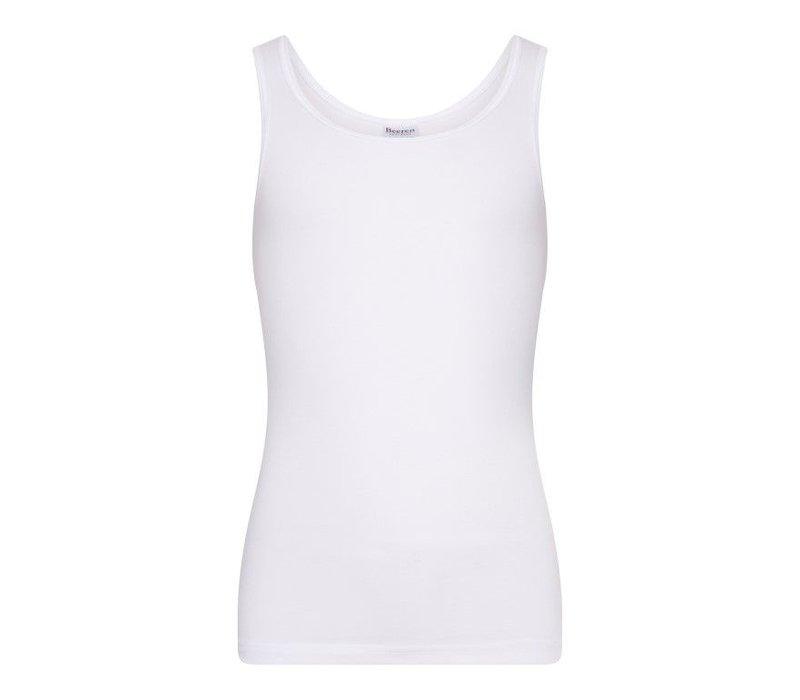 Beeren Meisjes hemd Comfort Feeling Wit