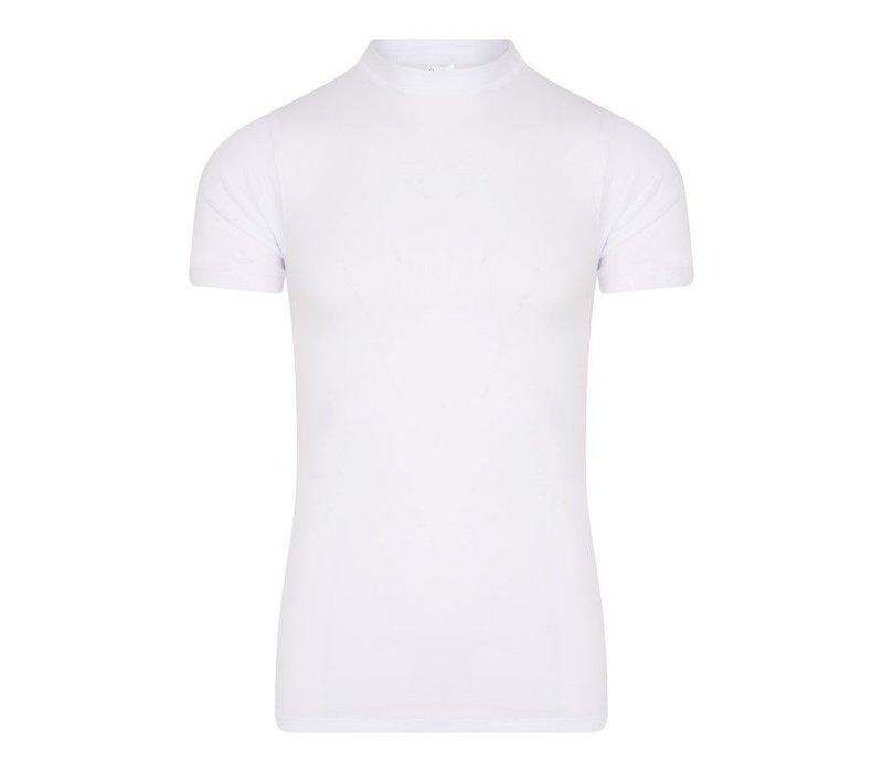 Beeren Heren T-shirt Comfort Feeling Wit