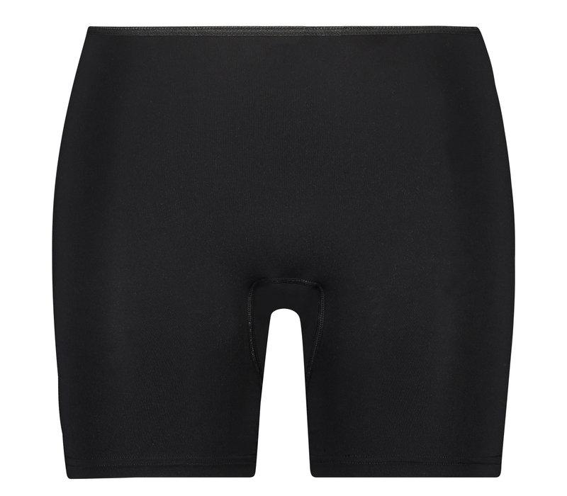 Beeren Dames boxershort Elegance met lange pijp Zwart