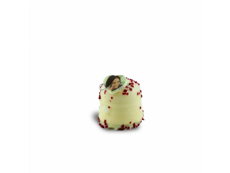 Chocozoenen met Foto Hartje