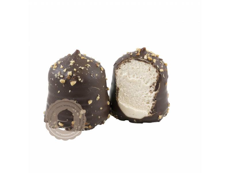 Chocozoenen Hazelnoot-Nougat / Rocher