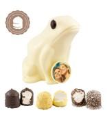Chocolade Kikker met Foto en  6 Zoenen