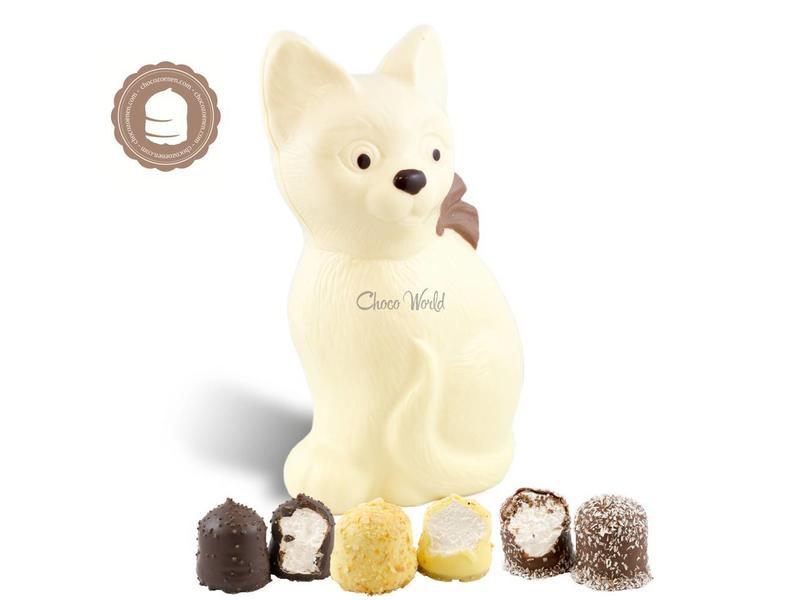 Chocolade Poes met  6 Chocozoenen