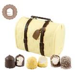Chocolade Tas met  6 Chocozoenen