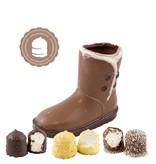 Chocolade Ugg met  6 Chocozoenen