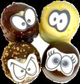 Chocozoenen met ogen