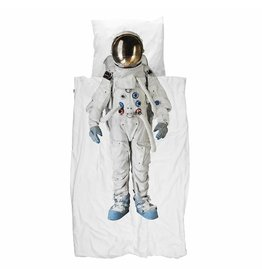 Snurk beddengoed Duvet Cover Astronaut Single