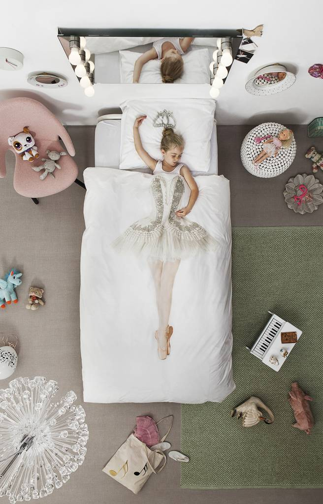 Duvet Cover Ballerina Single