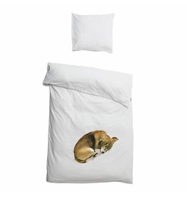Snurk beddengoed Dekbedovertrek Bob 1 Persoons