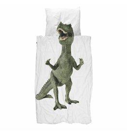 Snurk beddengoed Duvet Cover Dino Single