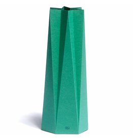 Happy Whatever Card-Vase Stand Out Green