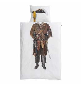 Snurk beddengoed Bettwäsche Pirate 1-Person