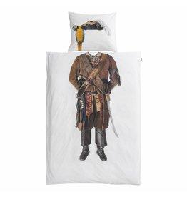 Snurk beddengoed Duvet Cover Pirate Single