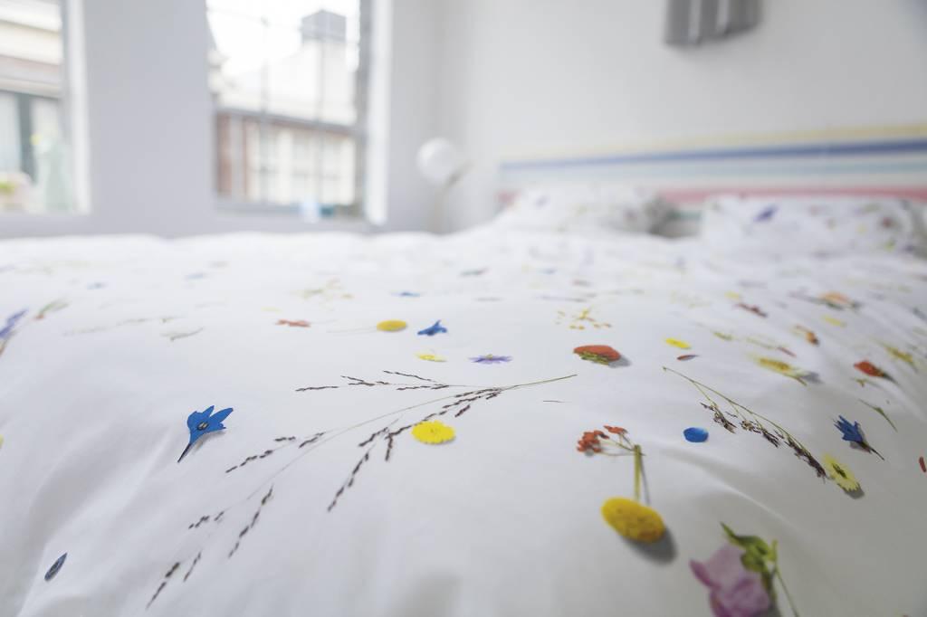 Bettbezug Blumenfelder 2-Personen