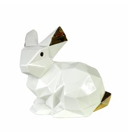 Pols Potten Moneybox Cubic Rabbit