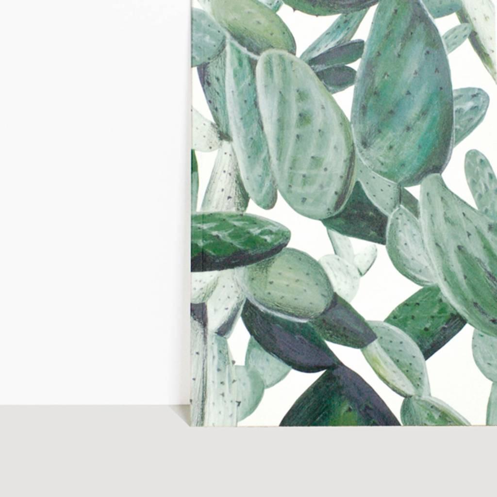 Flora Notizbuch Kaktus