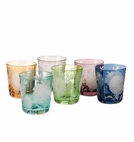 Pols Potten Peony gläser-set 6 Teilig