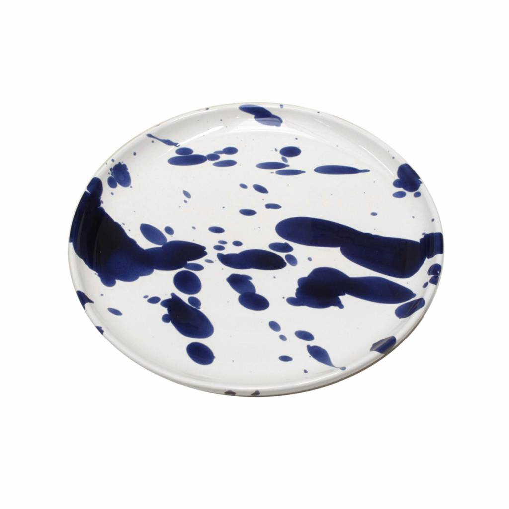 Splash! Plate set of 2