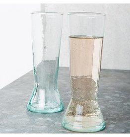 UNC Champagne glas