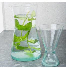 UNC Handgefertigte Karaffe aus Glas
