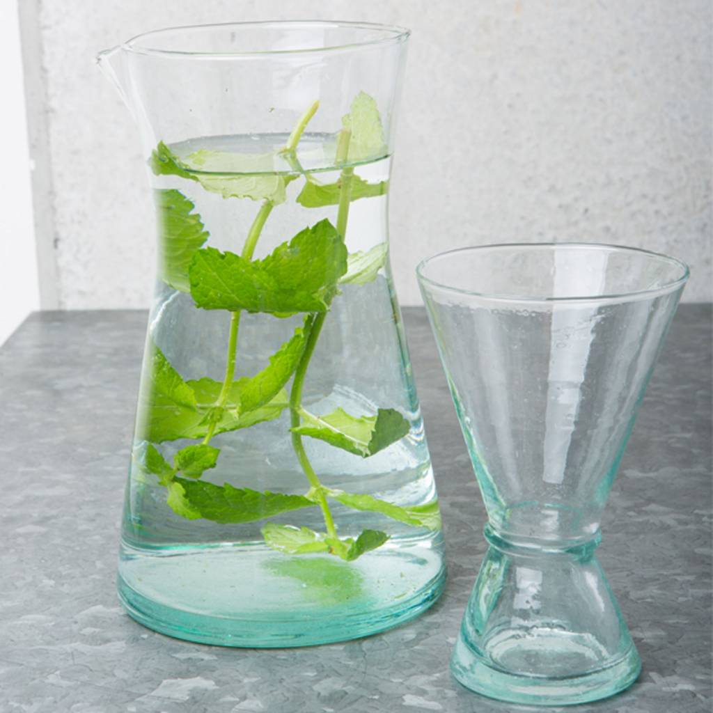 Handmade Carafe from Glass
