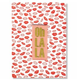 WowGoods Grußkarte flicken Oh La La