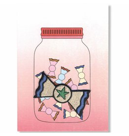 WowGoods Greeting Card Patch Candy
