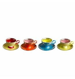 Pols Potten Espresso Kopjes Grandma Set/4