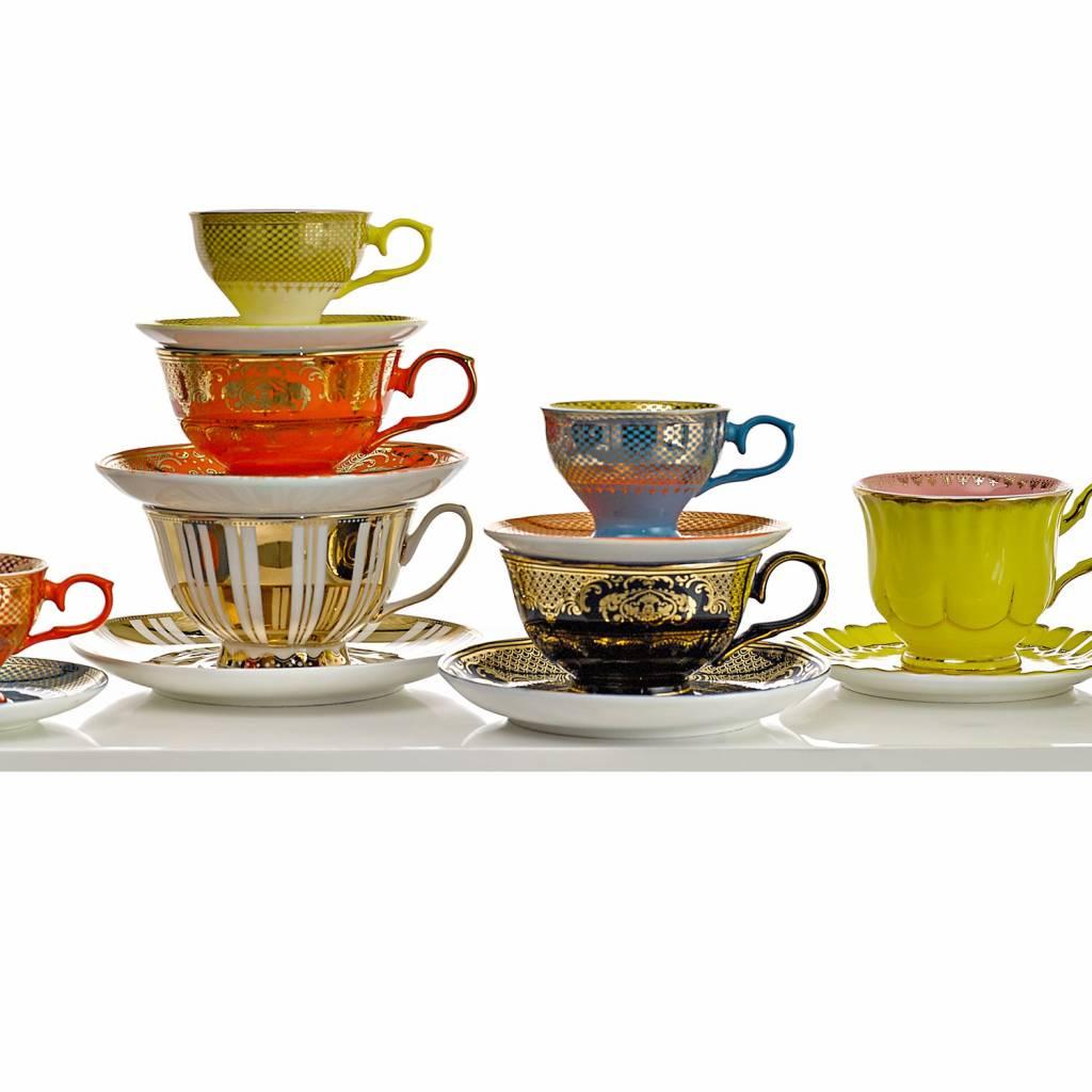 Espresso Cups Grandma Set of 4