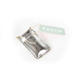 Keecie USB Remember Me Zilver